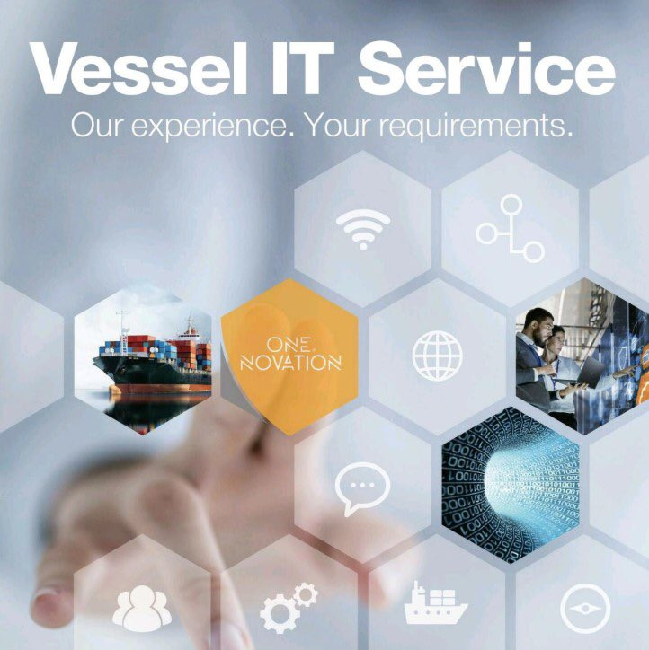Abela IT Service By @onenovation  IT services: - Consultancy and infrastructure design - Preconfigured equipment supply - Global installation - abela IT Support - Remote monitoring and predictive maintenance - Remote deployment #technology #tech #maritime  #informationsystems pic.twitter.com/kBRa52S9Hn