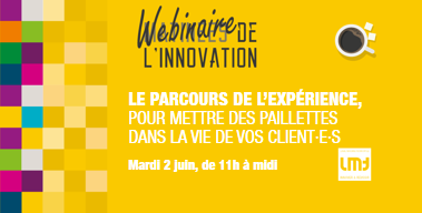 Et si on choyait nos client•e•s avant de faire de l'œil à nos prospects ? - #Webinaire de l'#Innovation le 2/06 par @LMTinnovation ! Infos & Inscriptions :  #parcours #engagement #client