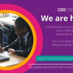 Image for the Tweet beginning: We are hiring! #CORECareersWithUS Find