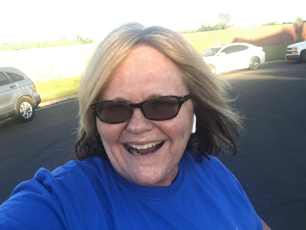 #flattenthecurveflattenthebelly Getting it done early! After the 1st mile I had that feeling I could go forever, then I remembered it's not summer and I have to WORK! #distancelearning