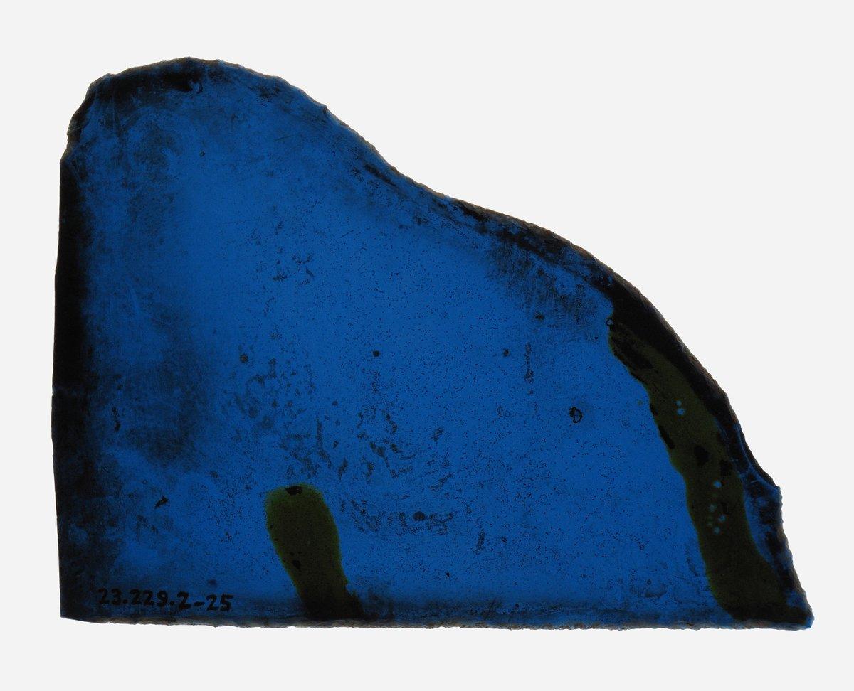 Glass Fragment  #themet #MedievalArt