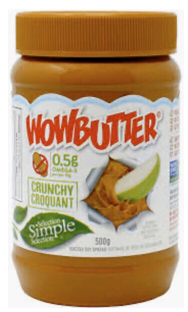 We finally have a small delivery of WOW Butter crunchy ....hurry whilst stocks last #wowbutter #nutfree #peanutfree pic.twitter.com/q6XShYCyAB