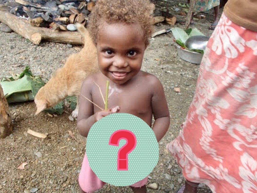 【ブログ閲覧注意】ソロモン諸島の食文化おにく編を更新しました!この子どもが手に持っているのはなんでしょう❓❓答えはリンク先から👇👇⚠️リンク先の写真含むブログ記事は、動物の屠殺などの内容を含むため、苦手な方は閲覧をご遠慮ください🙇♀️