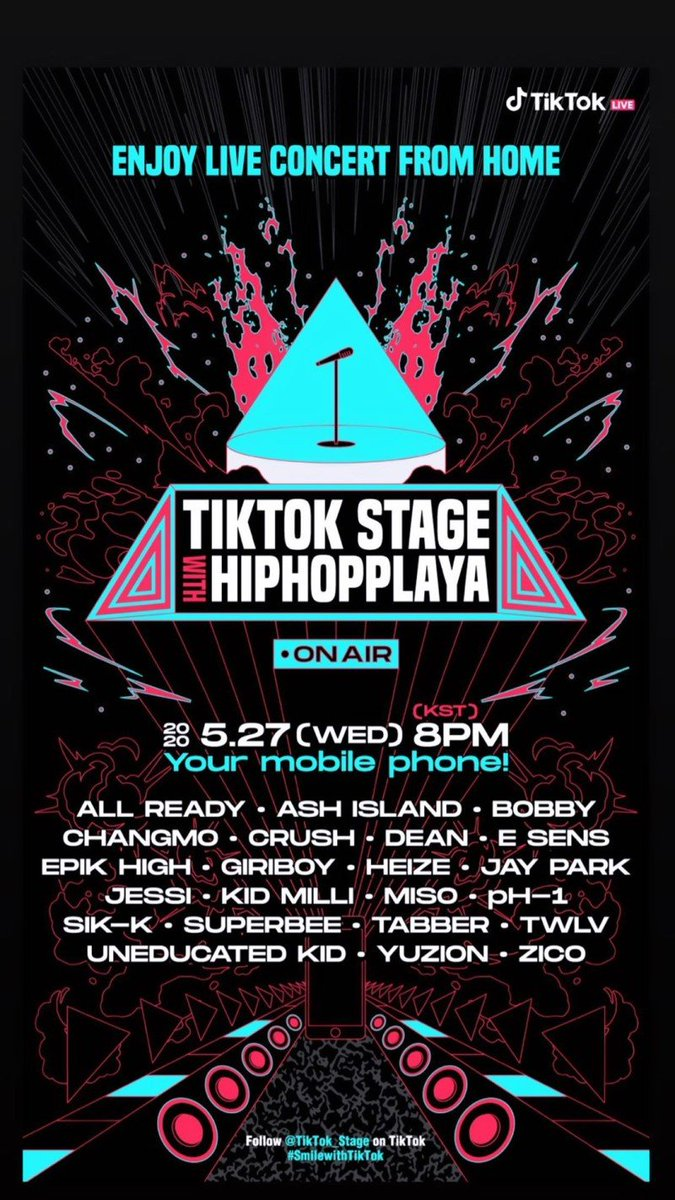 iKONIC, we will start trending #.HIPHOPLAYAwithBOBBY on May 27 at 7pm KST (one hour before the performance begins) for Bobby's TIKTOK stage with HIPHOPPLAYA! @YG_iKONIC #iKON #아이콘<br>http://pic.twitter.com/O2umHBFUWq
