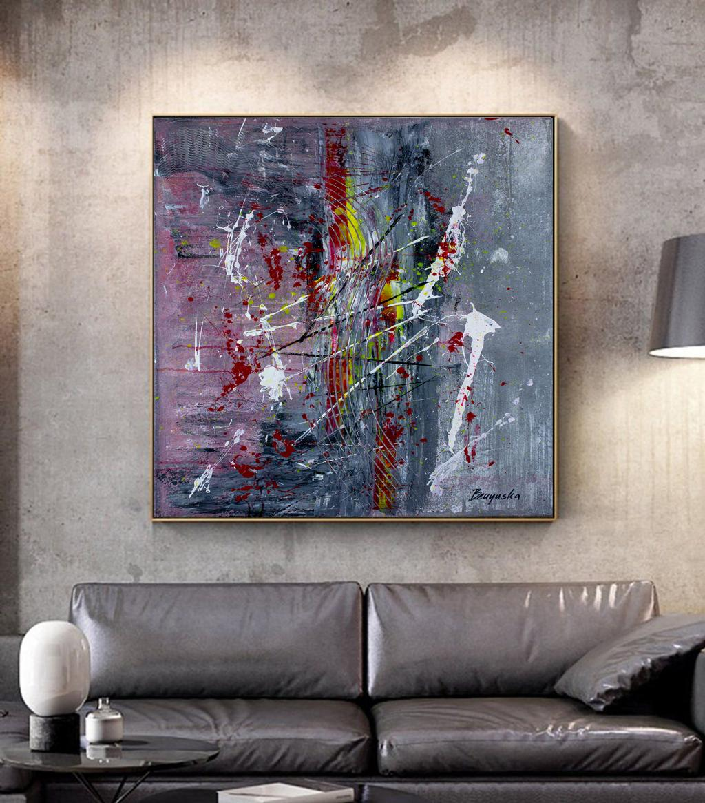 Hang an art on your wall and feel the beauty from that everyday #artlovers pic.twitter.com/YFSAv90nQP