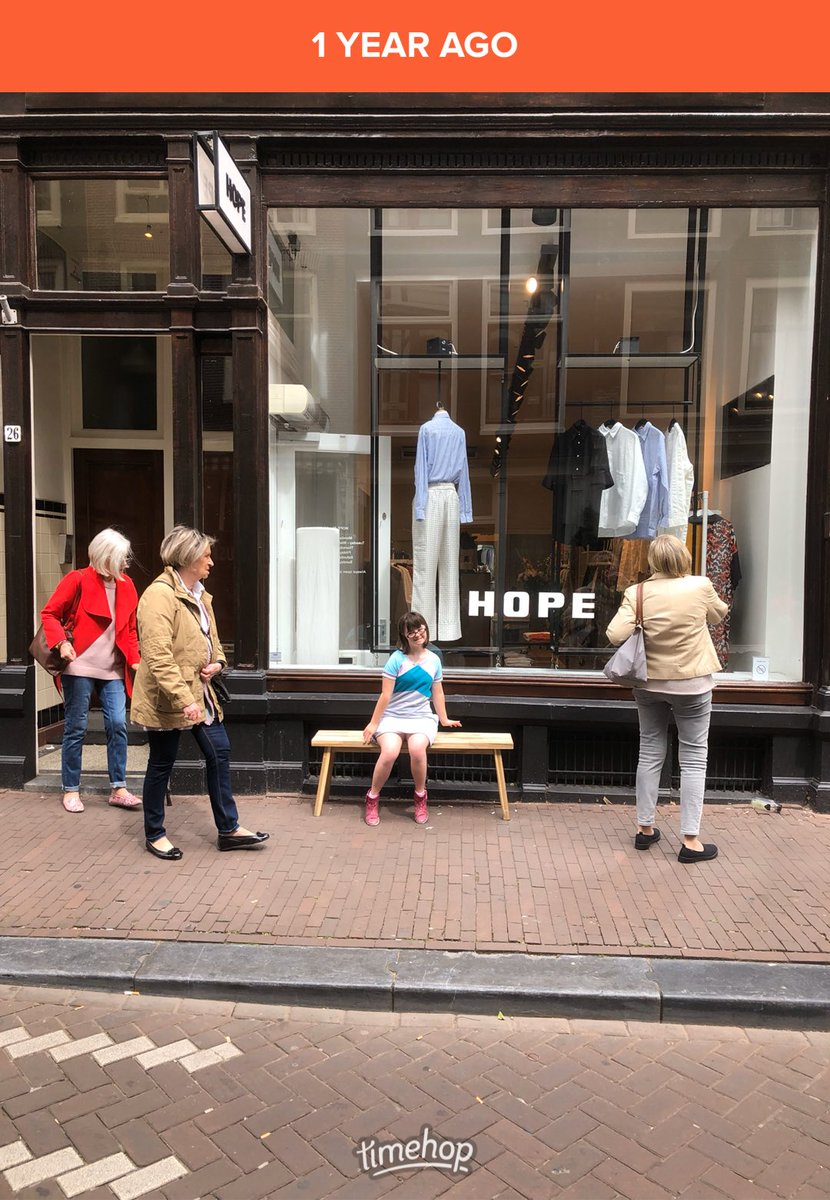 if there's a shop with your name on, you gotta have a pic, it's the law #Amsterdam pic.twitter.com/WGnqGnVkcm