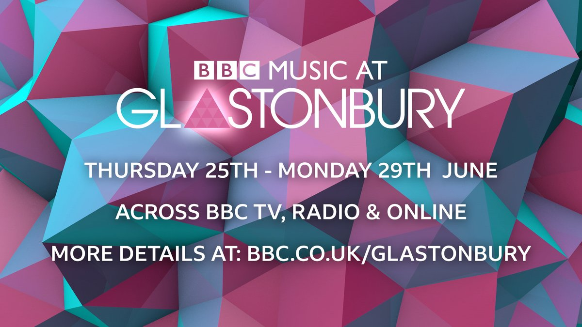 We promised you some news didn't we?..  Between June 25th - 29th, when the 50th anniversary of @glastonbury was due to take place, we'll be bringing the spirit of the #Glastonbury2020 to your homes via TV, @BBCiPlayer, Radio & @BBCSounds 🙌🏻  Details: https://t.co/iPVbp1IR3n ❤️ https://t.co/JmQvGB1f7N