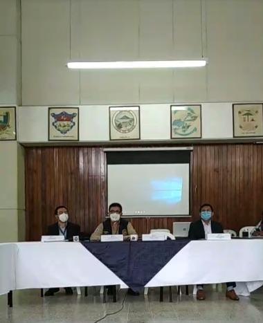 test Twitter Media - Ahora, el director General de Migración, Guillermo Díaz, participa en reunión en la  ANAM, junto a los alcaldes de Ixcán, Nentón, Jacaltenango y La Democracia, así como los Gobernadores Departamentales de Quiché y Huehuetenango. https://t.co/jgWw1qWCXQ