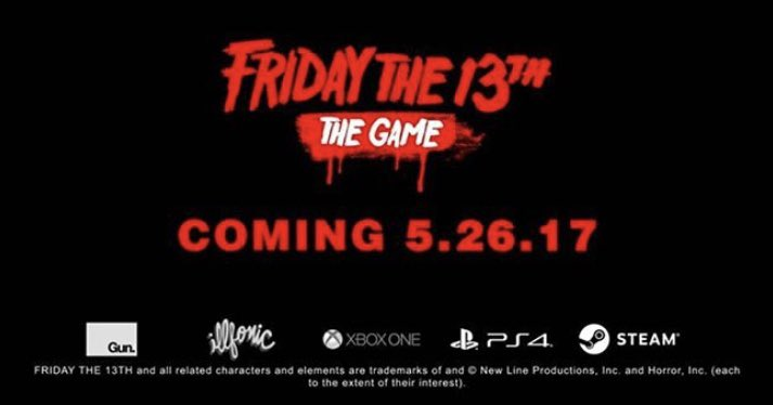 Happy 3 Year Anniversary to my very first released video game, @Friday13thGame! Show of hands who played as my character, Vanessa Jones!!?   ps. just got a Nintendo Switch and may get F13! Who'd play with me?  #videogames #fridaythe13th #fridaythe13ththegame #vanessajonespic.twitter.com/g8ojDQBtnS