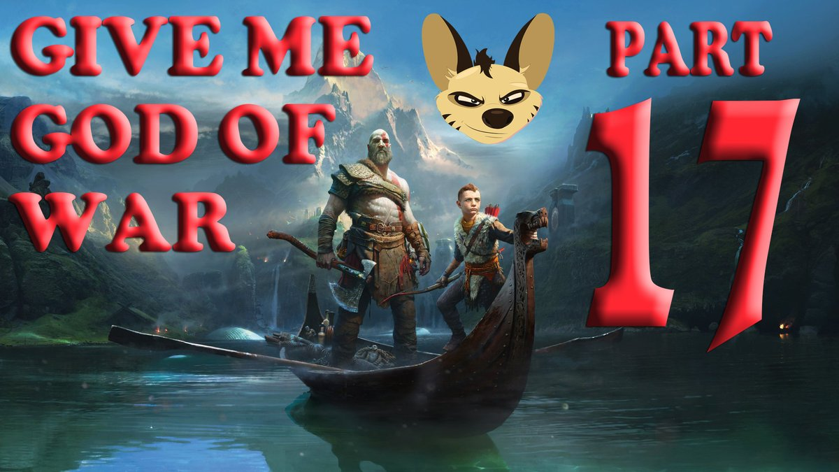 """🆕 **NEW** 🆕  🦴 """"Kratos's Riveting Stories"""" - God of War - Pt 17 🦴  🐸 There Was A Tale Of A Frog 🐸  ➡️ Full Video: https://t.co/ecK0nxtbW6 ⬅️  🪓 #GodofWar #LetsPlay #Playstation4 🪓  ⚠️ You Haven't Told A Lot Of Stories Have You? ⚠️  🙏🏼 Please Smash That Like Button 🙏🏼 https://t.co/PJHTd22tbT"""