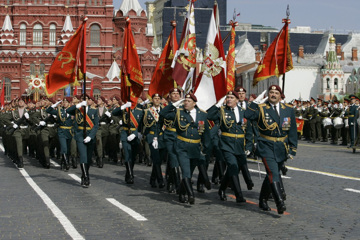 Парад Победы в Москве 24.06.2020 смотреть онлайн
