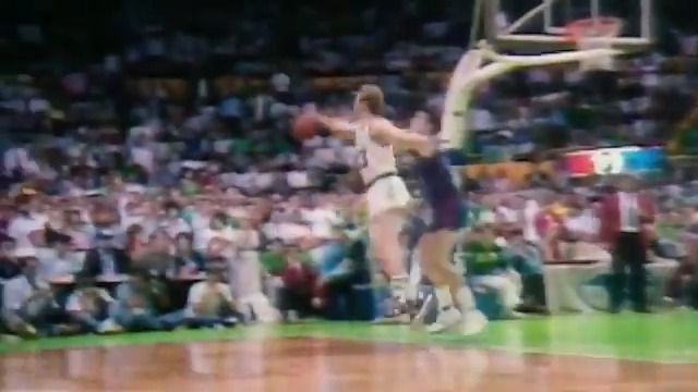 Larry Bird Steals the Inbound Pass!   An inside look at Larry Bird's iconic steal that lifted the @celtics over Detroit in Game 5 of the 1987 Eastern Conference Finals! #NBAVault  We're streaming 1987 ECF Game 5 live & watching together on @NBA at 8:00pm/et. #NBATogetherLive https://t.co/ouQjMVG6H0