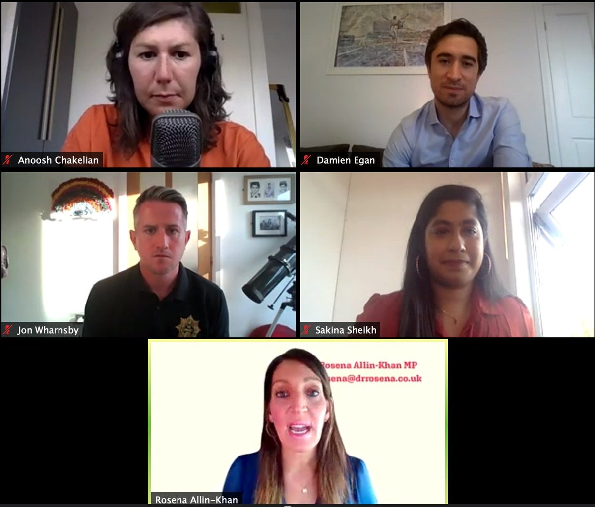 Thanks to our inspiring panellists @DrRosena, @Anoosh_C, @Jon_bubs, @DamienEgan, our brilliant host @SakinaZS, and to the over a hundred Labour members whove tuned into our latest zoom call.