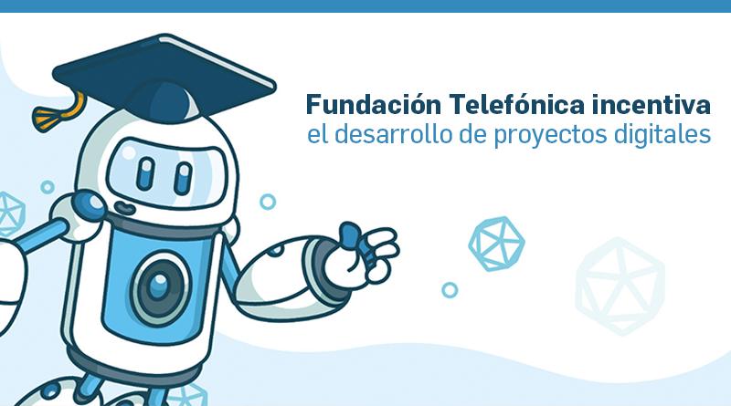ACTUALIDAD   Fundación Telefónica incentiva el desarrollo de proyectos digitales  Los invitamos a leer la nota en el siguiente link https://bit.ly/2ZEOEbl   #FundacionTelefonica #ProyectosDigitales #Science #Arts #Technology #Engineering #Mathematics #Steam pic.twitter.com/Ae39AFPdm6