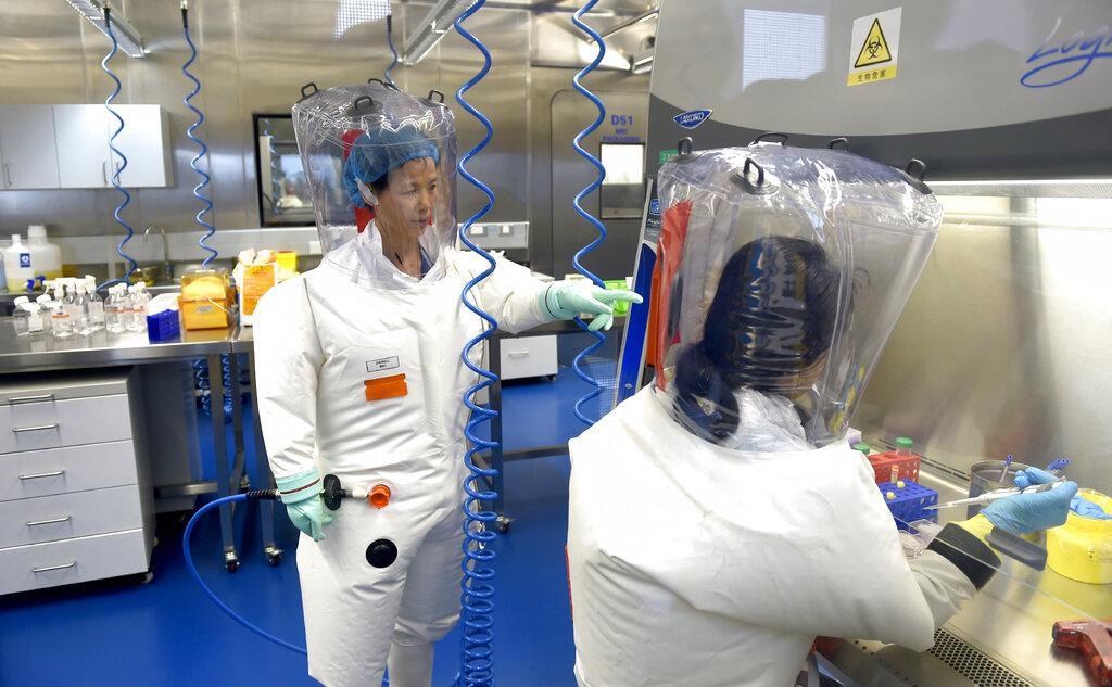 Australian researcher says COVID-19 could be man-made - oann.com/australian-res… #OANN