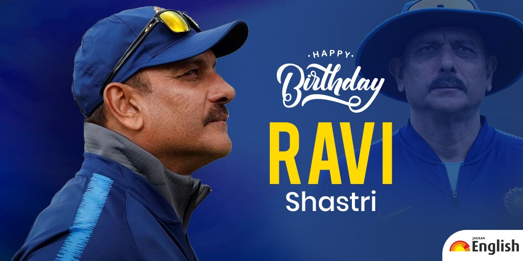 Here's wishing Indian cricket team head coach and former cricketer @RaviShastriOfc a very happy birthday!   #RaviShastri #IndianCricketTeam <br>http://pic.twitter.com/3gmuGcdrPj