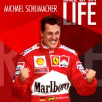 📍2000 #JapaneseGP Grand Prix 🏎️ Ferrari F1-2000  Take a look back at the day @Schumacher finally claimed his first drivers' title with Ferrari with #RaceOfMyLife 🏁  Read or Listen to the full story 🔗 https://t.co/gYuinU4cBV  #F1 #Schumacher
