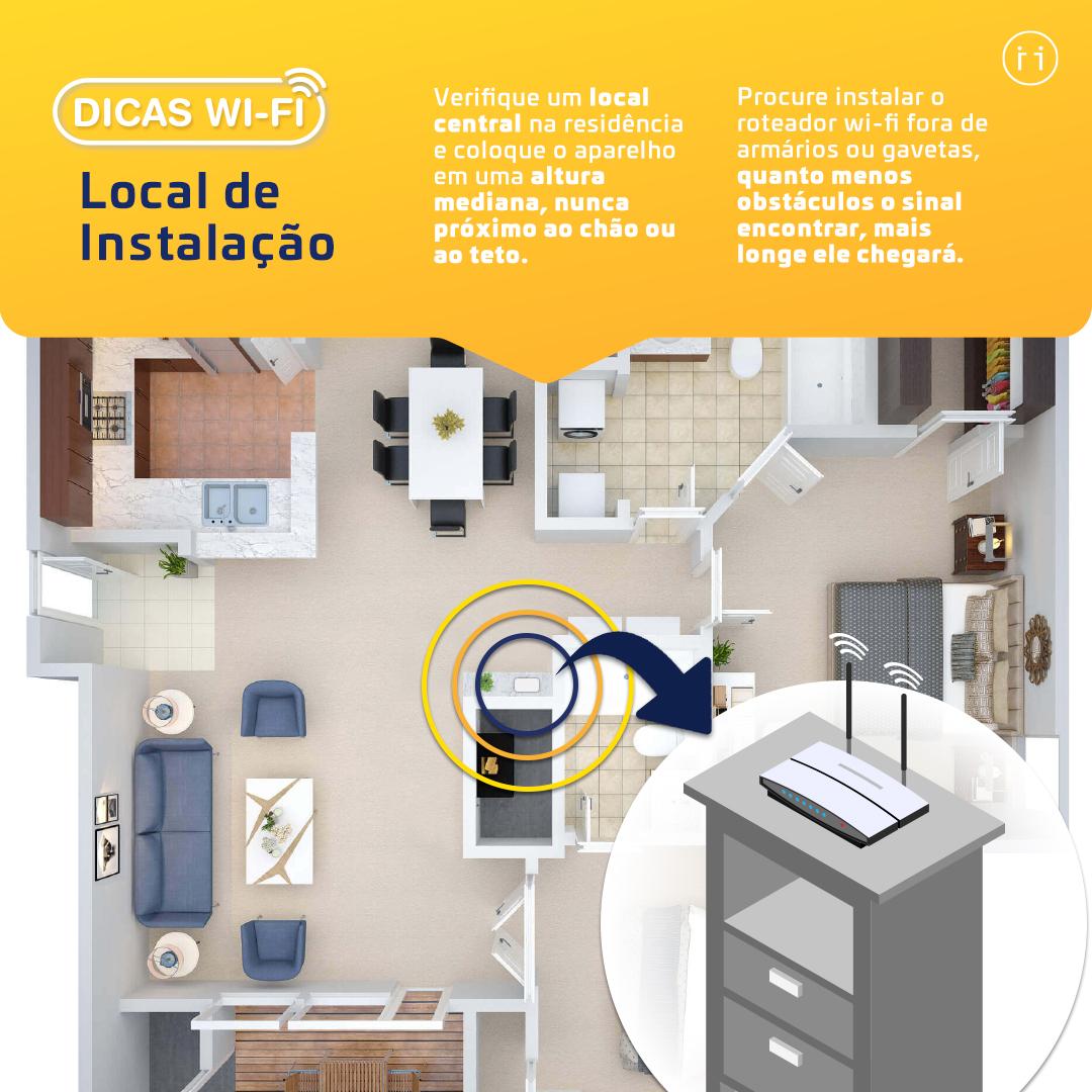 Você sabe onde seu aparelho roteador deve ficar dentro da sua residência? 🤔  Nós levantamos 6 dias para melhorar o desempenho do seu Wi-fi. Confira a matéria no blog 👉🏽https://t.co/gNgJV10Q6K  #Unifique #Internet #Wifi #Fibra #Roteador #Alcance #Melhorias #Dicas #Sinal #Conexão https://t.co/Wtaks9lHaZ