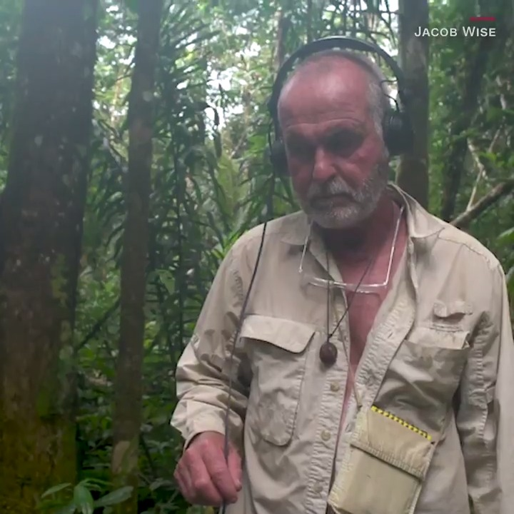 """For nearly 40 years, Gordon Hempton has sought to preserve natural sounds in the world's true quiet spaces (including in urban areas).  """"We have a birthright to quiet,"""" he says. """"And we've gotten a teaser of it during this lockdown."""" https://t.co/TgDCCUiDrh https://t.co/DyyABnuHAJ"""
