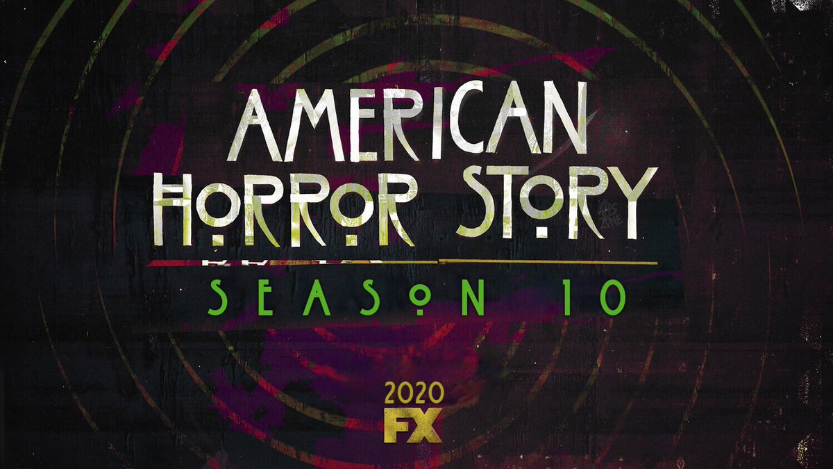 """""""American Horror Story"""" Season 10 has been delayed until 2021. #AHS <br>http://pic.twitter.com/MgA6iVfOzS"""