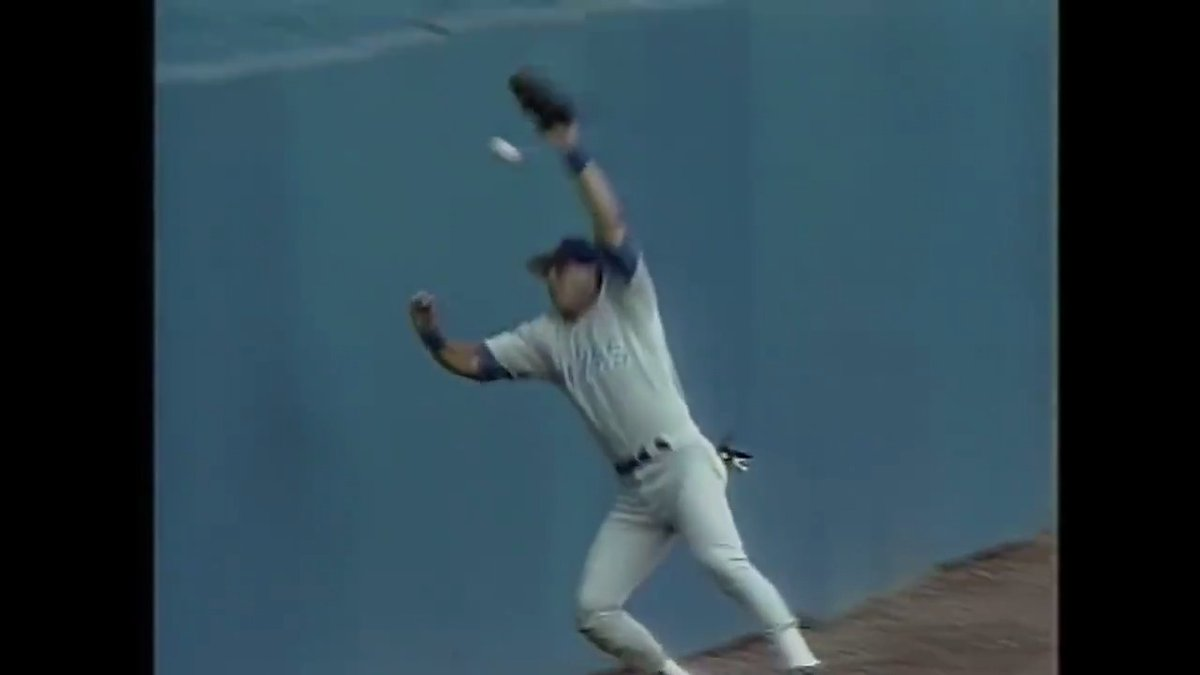 27 years ago today, Jose Canseco gave us an all-time baseball blooper.