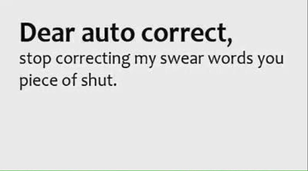 "Chuckle Time...😃 ""A polite word in your ear if I may..."""