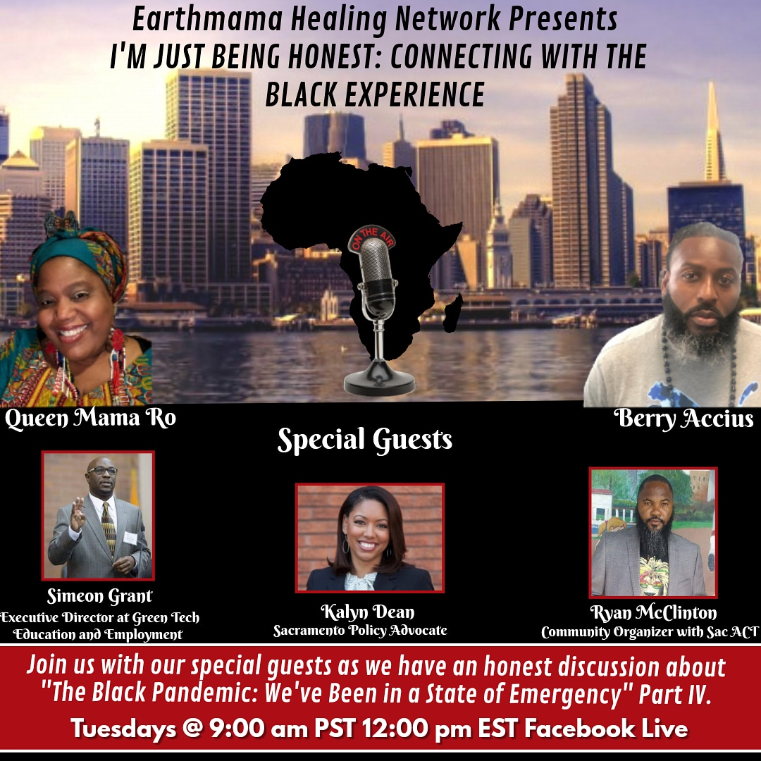 I'm Just Being Honest: Connecting with The Black Experience......Starts at 9am pst and 12pm est......#supportBlackPodcast #imJustBeingHonest https://t.co/tB3ZDtW0Qj