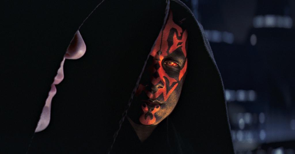 The young Sith apprentice, Darth Maul is eager to engage the Jedi and make his master proud. https://t.co/Iii8f2MC15
