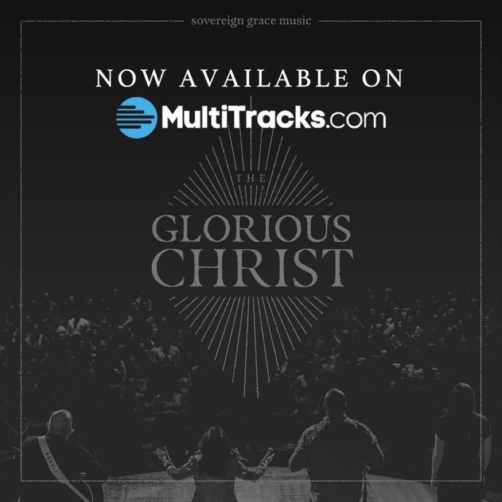 Multitracks are now available for #TheGloriousChristLive album! multitracks.com/songs/Sovereig…
