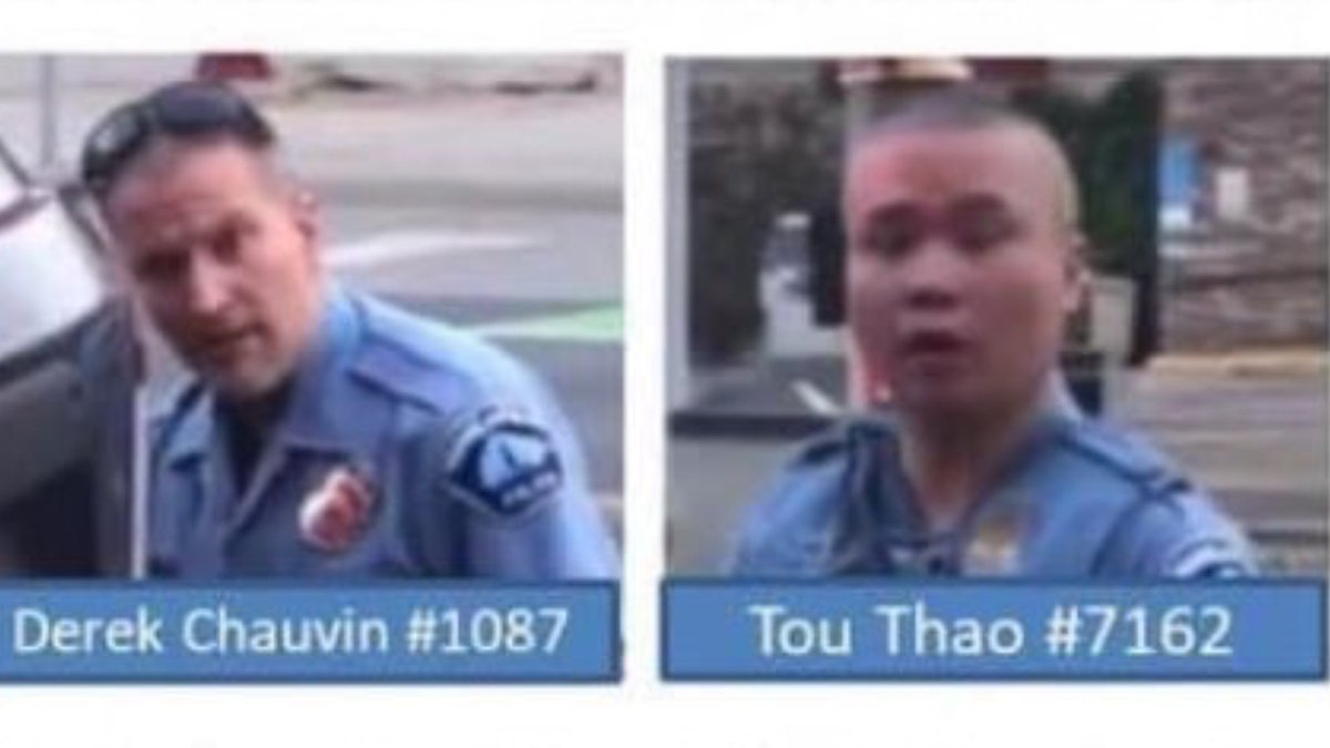 Not enough to be horrified by inhumane death of George Floyd or blatant racism of 2 #MinneapolisPolice officers The vicious cycle will continue if #PoliceBrutality isnt punished to maximum extent of the law as long as institutional racism continues to protect them This is EVIL
