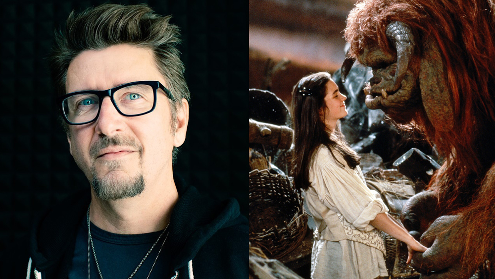 Scott Derrickson Set To Direct 'Labyrinth' Sequel For TriStar Pictures; Maggie Levin To Write Script https://t.co/vo08TfxfbO https://t.co/GQO8hpI60H