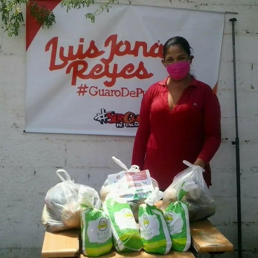@AlAireVTV Gracias a nuestro alcalde @LuisJonasReyes Más de 6 mil kilos de alimentos distribuidos a 850 familias a través del combo solidario de @MercabarOficial en el edo Lara @VTVcanal8 #RespetaLaCuarentena