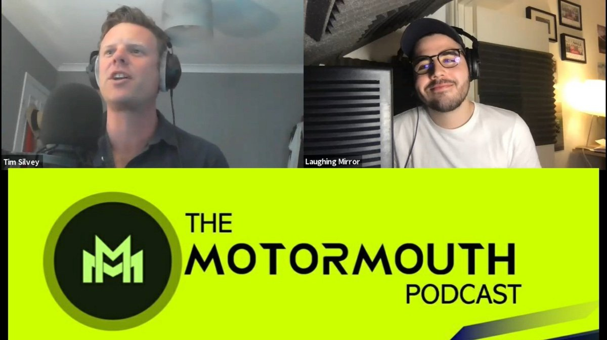 Two DC's in one day eh? It was great talking to you both, thanks for having me on the podcast