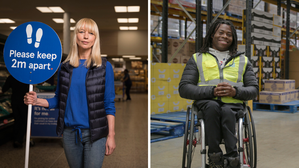 Two new BBC programmes look at how were dealing with Coronavirus - #FightingTheVirus on @BBCOne with @DoctorChrisVT and @xandvt and #KeepingBritainFed on @BBCTwo with @sarajcox and @AdeAdepitan: bbc.in/36wFj6B