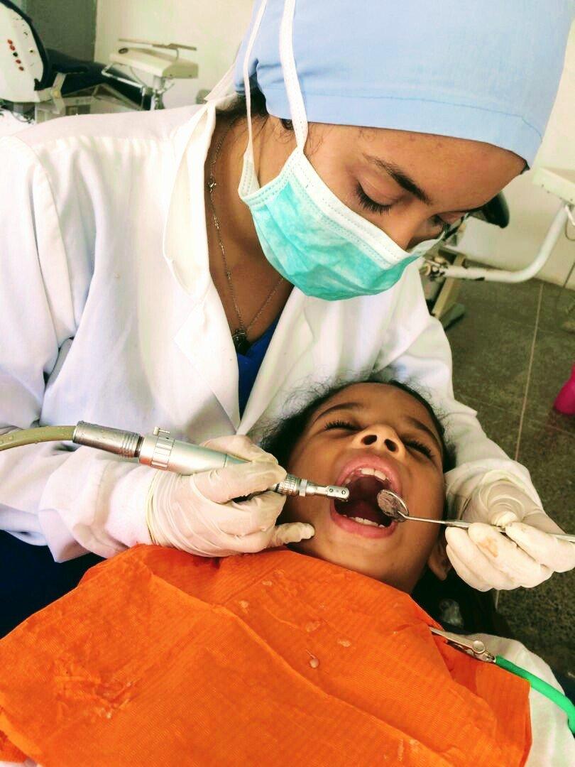 Quién diría que extrañaría odontopediatria  #Odonto #Pediatriapic.twitter.com/aWpKUEMVYi