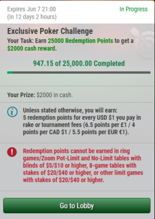 @Pokerstars saying they want me to to come back and play PLO Zoom. Tempting but I think gonna pass.