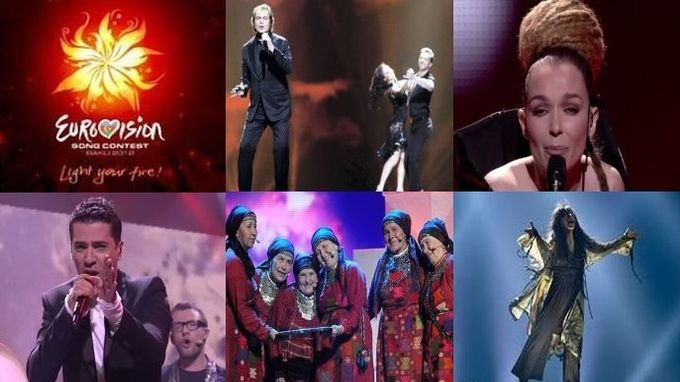 "Today in 2012 #Eurovision in Baku. Low key start including Hump helps end random draw, Rona is Albanian best, Turkey said ""Love Me Back"" but haven't been back since. Reliable third from Željko, Babushki rustle up Russian runner-up. Huge win and international hit for Loreen   pic.twitter.com/wVsQPdrfPN"