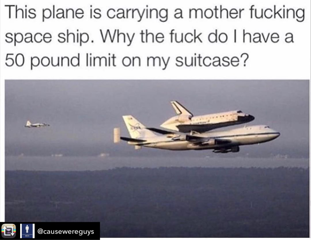 Shit to think about when we start flying again... #aviation #airplanes #funny pic.twitter.com/OSWTVMWp6C