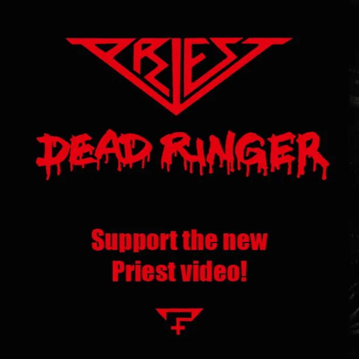 Indiegogo: Priest - Dead Ringer Video Fund  https://t.co/7w38VQA9yH  #Musiceternal #Priest #DeadRinger #Indiegogo #Crowdfunding #MusicVideo #Synthpop #Sweden https://t.co/d2TK8AuYUZ