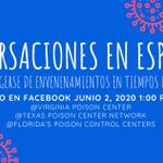 Image for the Tweet beginning: En Facebook: ¡Acompañenos en Español!
