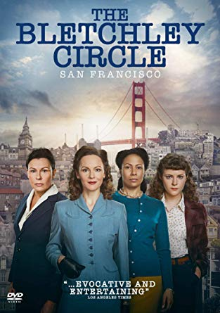 2019 Bletchley Circle: San Francisco (DVD) - Four women of high intelligencesolve murders overlooked by police. #ChanellePeloso #BletchleyCircle #women #womeninfilm #love #talent #thebletchleycircle https://t.co/m4nibwz9JX https://t.co/eRFsPE8E3I