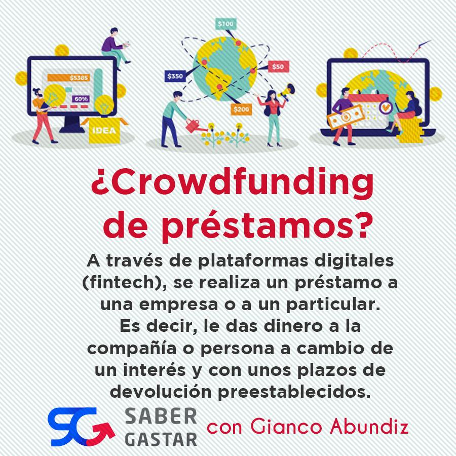 Hace un rato subí un artículo sobre #Crowdfunding, ahora les dejo aquí una modalidad de éste que se ha hecho muy popular que es la de préstamo.  Si no vieron mi artículo, les dejo el enlace aquí. ¡No se lo pierdan!  🌐👉https://t.co/592jki8JFx https://t.co/L3mq42Yzv6