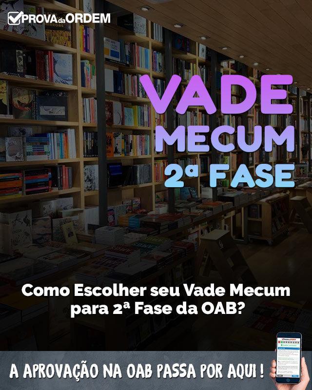 Como Escolher seu Vade Mecum para 2ª Fase da OAB?  Confira  https://www.provadaordem.com.br/blog/post/como-escolher-seu-vade-mecum-para-2a-fase-da-oab/…  #vademecum #vade #examedeordem #examedaordem #exameoab #examedaoab #direito #amodireito #advogado #advocacia #provadaordem #primesoft #2faseoab #oab2fasepic.twitter.com/YVGJe2lOCE