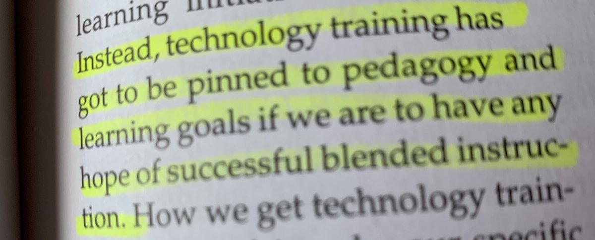 We must think carefully about how teacher training is developed and delivered @Wes_Kieschnick #boldschool