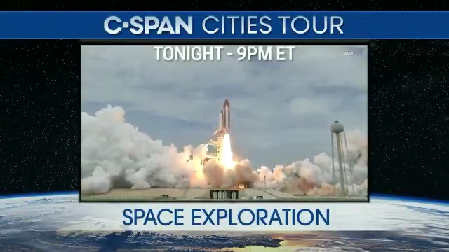 As @NASA prepares to launch two U.S. astronauts into space - TONIGHT at 9pm ET on @cspan well explore the history of #space exploration. Join us as we tour the country to hear the stories of the people and places key to its development. Heres a peek: @cspanhistory @Astro_Flow