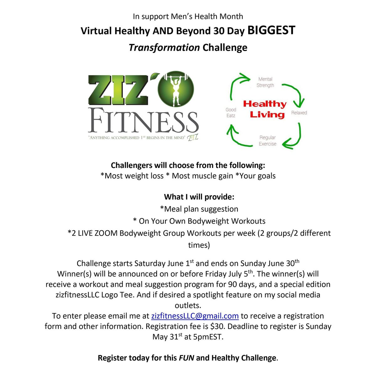 Men's Health Month is only a few days away. What goals do you have? What are you planning on doing about those goals? Allow me to assist in your fitness and nutrition goals.   No Dayz Off   #fit #fitness #supportisessential #vegan #fitover40 #bodybuilding #allnatural #menshealth https://t.co/J0tRrufIhs