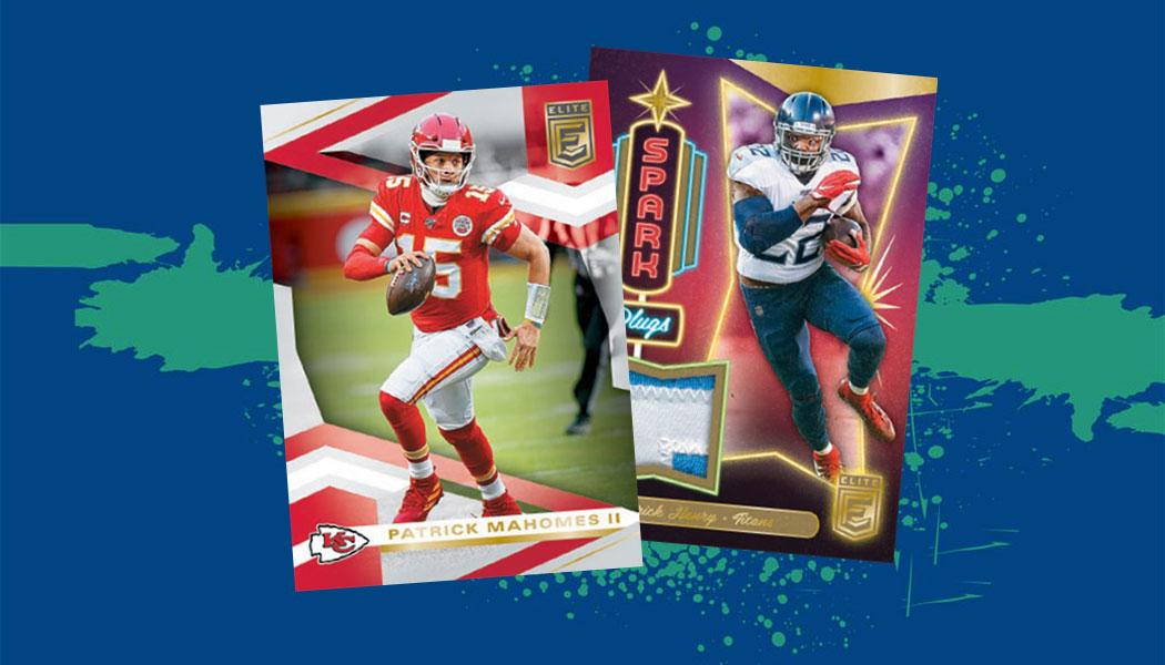2020 Elite Football Debuts Rookies in Their NFL Uniforms dlvr.it/RXNxCd