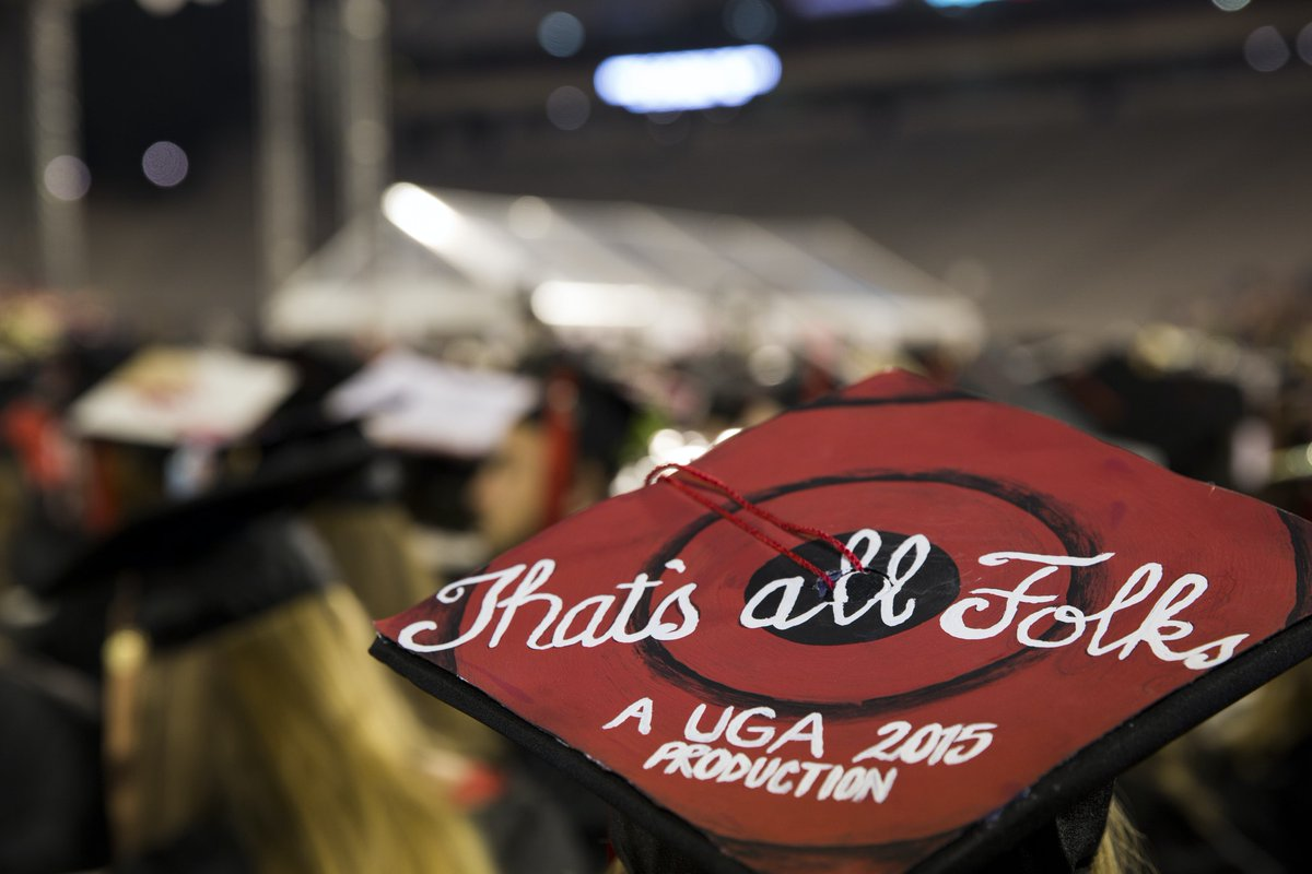 Hey recent #UGA grads! First: Congrats!! 🎉 Second: Go ahead and transfer your UGAMail to a third-party email address. Your MyID will expire in a year. #UGA20 #UGAGrad https://t.co/dVsj4NyFHw