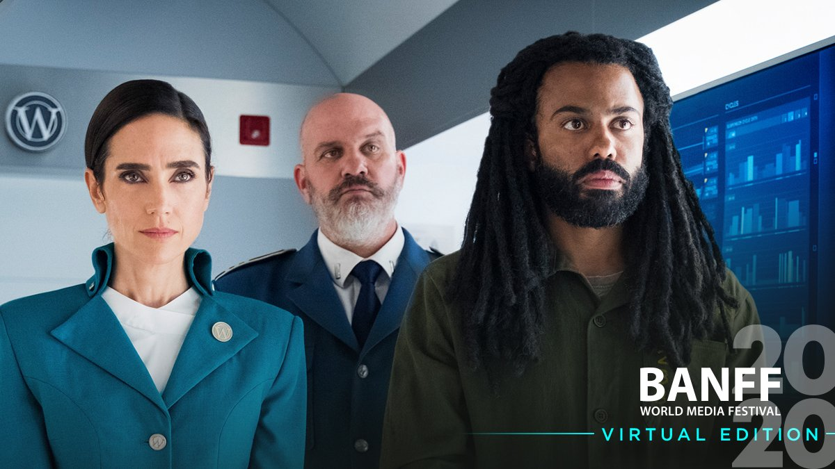 We're joined by the @SnowpiercerTV team in today's kick-off #BANFFVirtual Master Class.   Join the conversation here for highlights from the session as our panelists dive into the making of this blockbuster new series.   #BANFF2020 #Snowpiercer https://t.co/WXhkYkpFyi
