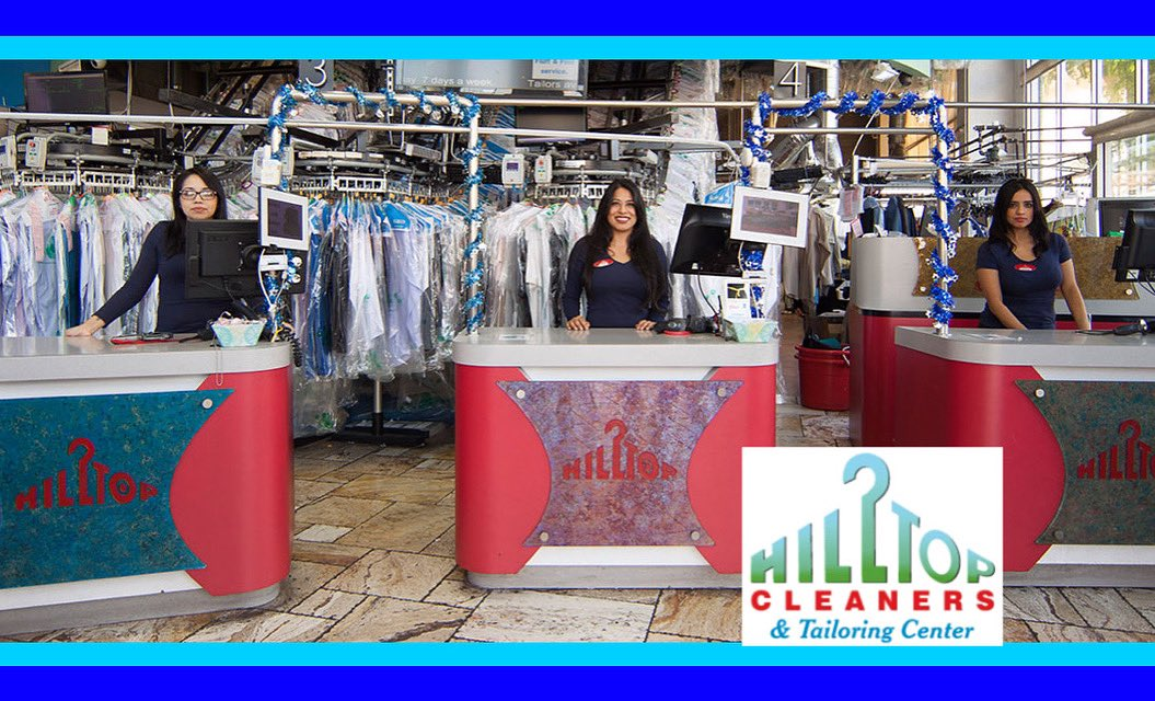 #HilltopCleaners #encino OPEN 7 days a week, Monday-Sunday 7AM-7PM. FREE #PICKUP & #DELIVERY Mon-Fri. Call us at 818-501-2266 #Freedelivery #freepickup #tailors #alterations #laundry #fluffandfold #shermanoaks #tarzanapic.twitter.com/U6s0RBaScP